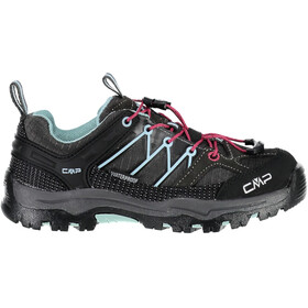 CMP Campagnolo Rigel Low WP Trekking Shoes Kids Arabica-Sky Light